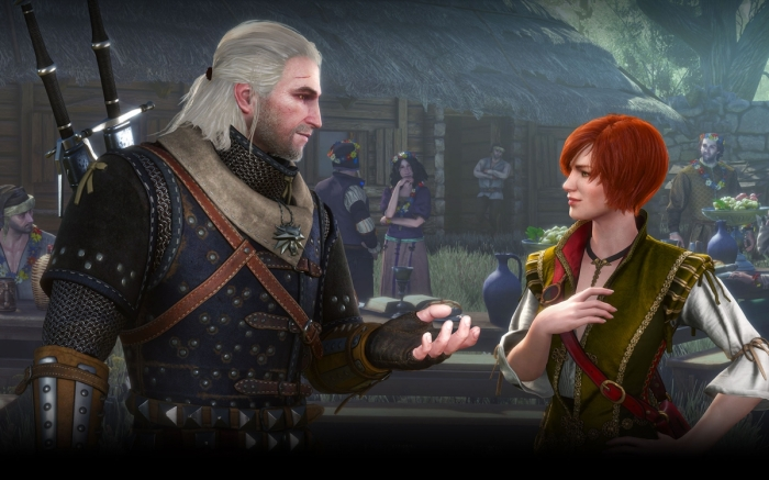 Why the Witcher 3 is my FavoriteGame