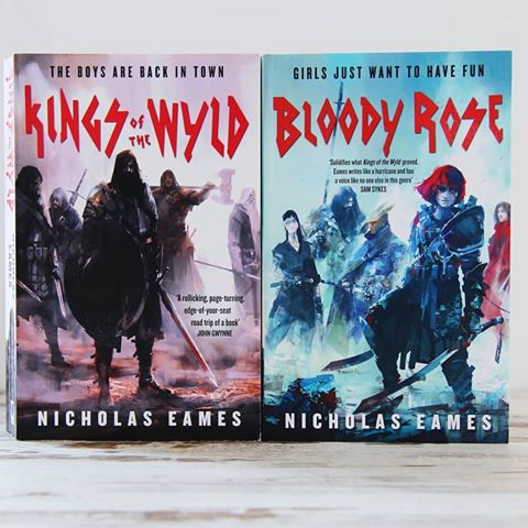 Kings of The Wyld and Bloody Rose: The Band Series Rocks
