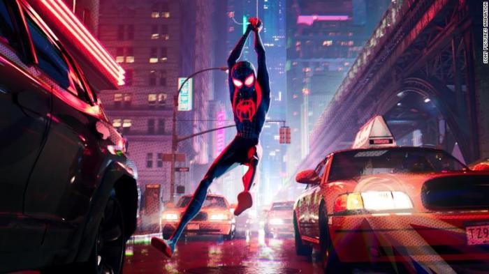 Taking a leap into the Spider-verse