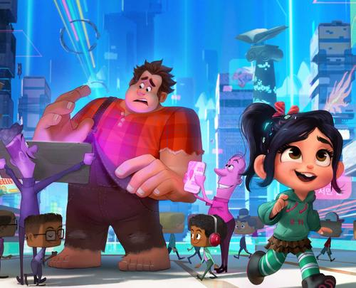 Ralph Breaks more than just the Internet