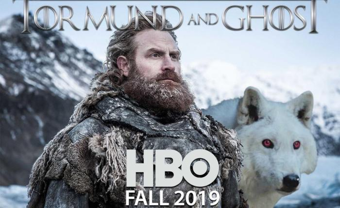 A Tormund and Ghost Adventure
